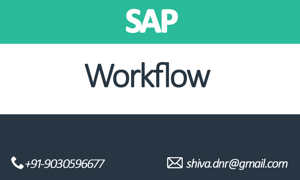 sapworkflow