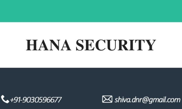 hana security videos